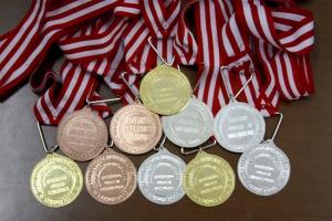 pesan medali (P01)